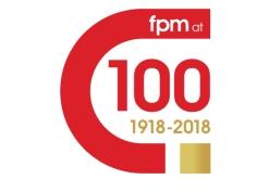 FPM at 100 logo