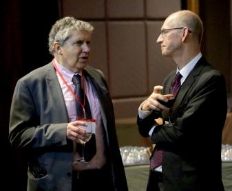 Donald and John Launer