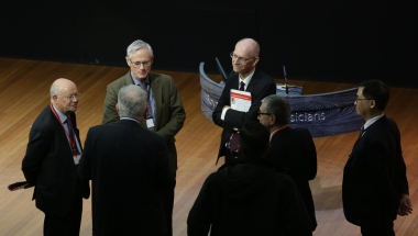 Mark and delegates